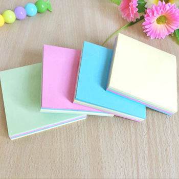 100 pages Sticky Note Notebook Memo Pad Bookmark Sticker Notepad Hot 1