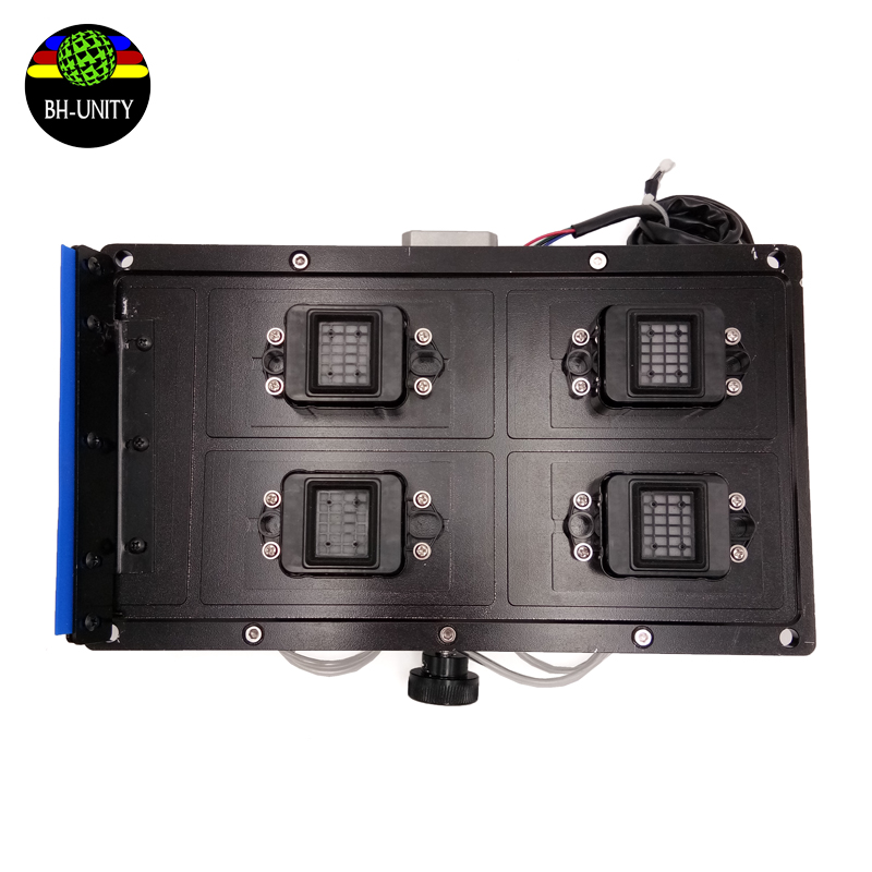 4heads xp600 tx800 capping station assembly for dx8 dx10 dx11 printer capping cleaning kit
