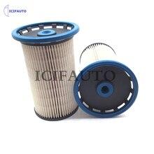2PCS Fuel Filter for Audi Q3 Seat Alhambra VW Passat CC Sharan Tiguan 2.0 TDI 7N0127177B 7N0127177