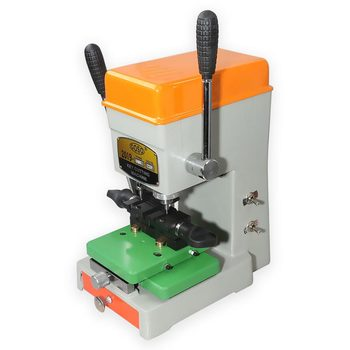 FUGONG 998C Automatic Key Cutting Machine 110V 220V Vertical Key Duplicating Machine Locksmith Picking Tool