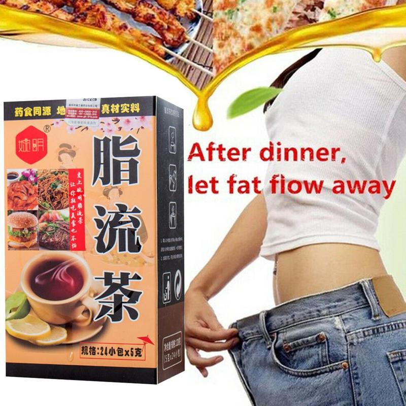 28 Days Natural Slimming Fat Burning Slimming Aid Burn Fat Thin Belly Prett Scented For Weight Losing Slim Healthy