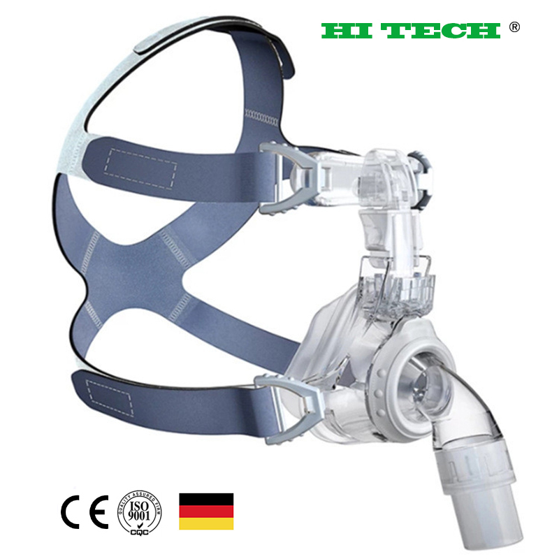 Nasal Mask CPAP Mask Sleep Mask With Headgear Suitable For CPAP Machine Connect Hose And Nose