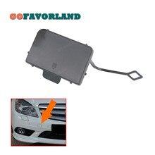 Tow-Eye-Hook-Cap-Cover Front-Bumper W204 C300 C250 Mercedes-Benz for C200 2048850126