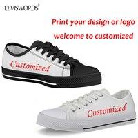 ELVISWORDS Vulcanized Shoes