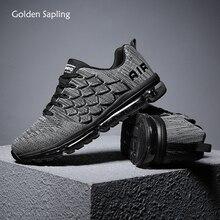 Golden Sapling Running Shoes for Men Air Cushioning Comfortable Men's Sneakers B