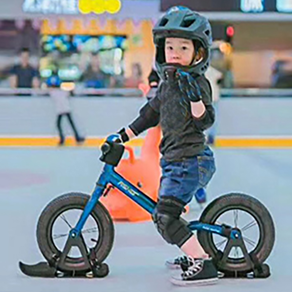 Universal Gift Outdoor Snowboard Balance Car Durable Ski Board Replacement Easy Install Scooter Parts Children Sled Practical
