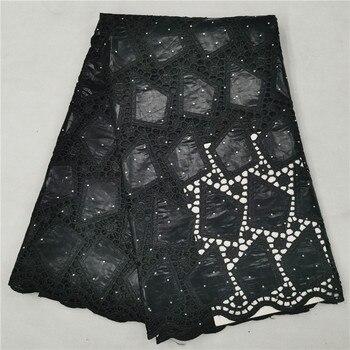 Bazin riche 2020 New arrival nigerian for wedding dress lace brocade jacquard lace fabric bazin riche fabric  H17-31