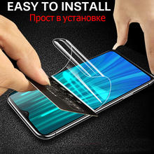 20D Screen Protector For Umidigi A5 A7 S5 Pro S3 Pro F1 F2 Play Power 3 Soft Hydrogel Film Screen Guard Gel Full Cover Not Glass