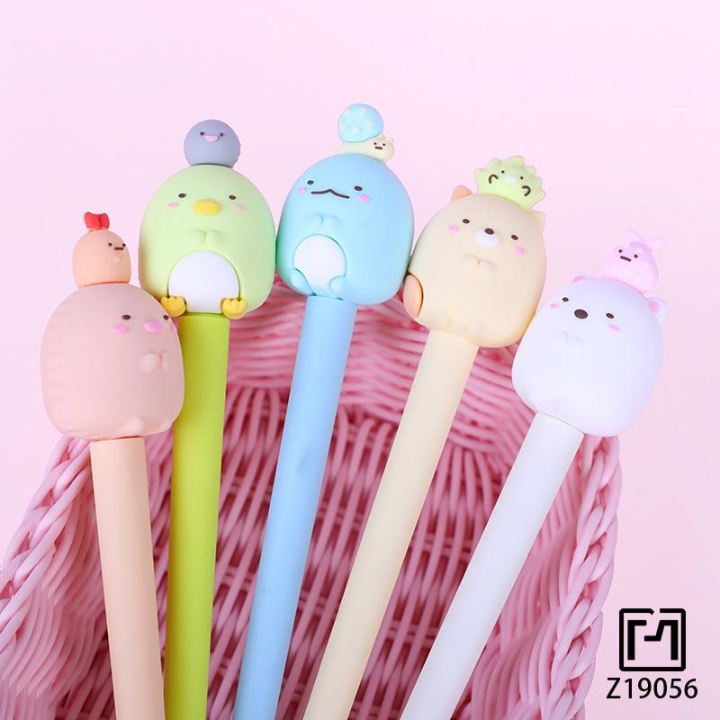 0.5mm Cute Kawaii Creative Simplicity Gel Pen Ink Pen Promotional Gift Stationery School & Office Supply