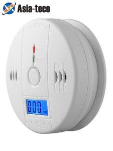 Image 1 - 85dB LCD CO Sensor Carbon Monoxide Poisioning Detector Carbon Monoxide Alarm Detector