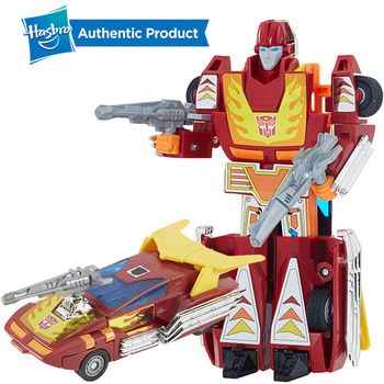 Hasbro Transformers Toys Vintage G1 Replica Autobot Hot Rod Action Figure Collection Model Dolls collection  Autobot Hot Rod transformers toys the last knight premier edition steelbane deluxe dinobot slug autobot sqweeks action figures collection model