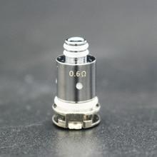 20pcs/lot Coils Nor* Ceramic Regular 1.4ohm 0.8ohm Mesh Coil Head 0.6ohm fit for Nor. Pod Vape kit Nor. Pod Atomizer цены онлайн
