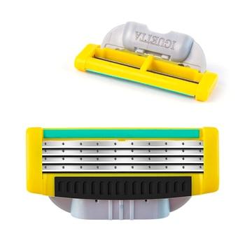 Сменные картриджи для бритья RZR Iguetta GF4-0267, 4 шт. 6