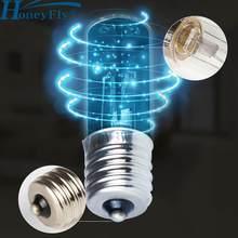 Honeyflay 2 pçs e17 uvc ultravioleta lâmpada uv dc 10v 3w lâmpada de desinfecção geladeira luz ozônio ácaros esterilização quartzo