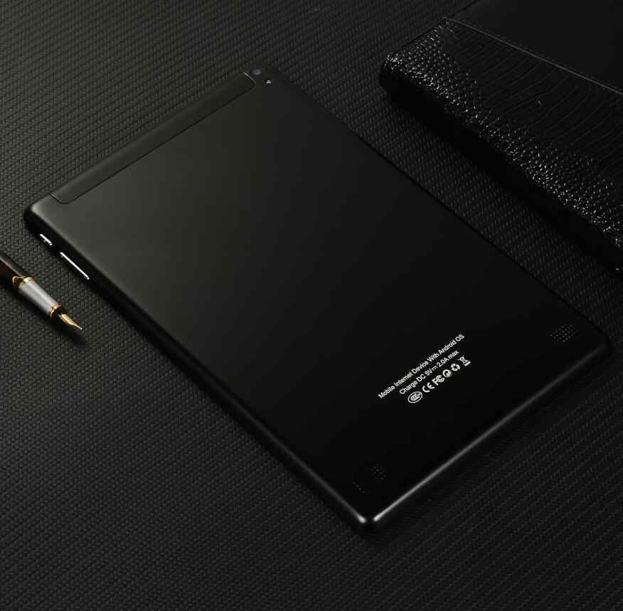 YAHU 10 inç Tablet PC 6GB RAM 128GB ROM Android 8.0 Octa çekirdekli çift kameralar 5.0MP 1280x800 IPS tabletler 10.1 4G Lte telefon görüşmesi