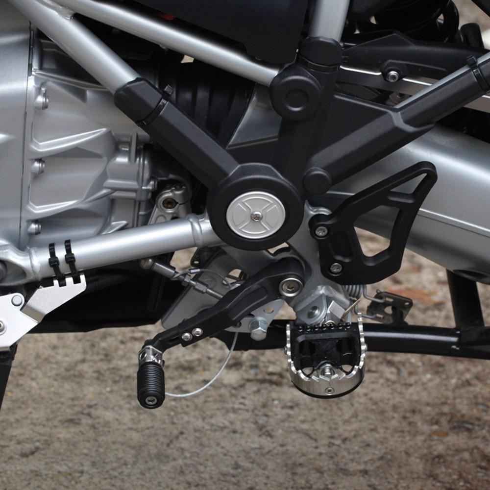 R1200GS LC R1200GS ANNONCE Moto Réglable Shift Levier À Pédale Toe Chevilles Pour montage pour siège arrière montages pour siège arrière pour BMW R 1200GS LC R 1200GS ADV - 3