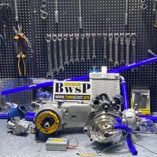 Motor de 110cc JOG50 JOG90 3KJ, juego completo de carreras, kit de cilindro de gran cilindro, cigüeñal de carrera larga, piezas de afinación de 3mm