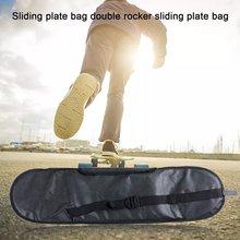 80CM Skateboard Carry Bag Skateboarding Carrying Handbag Shoulder Skate Board Balancing Scooter Storage Cover Backpacks