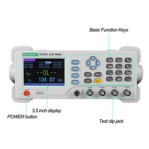 Image 5 - Medidor de probador de resistencia de capacitancia, medidor de inductancia de impedancia, Puente Digital de sobremesa, ET4501, ET4502, ET4510 L, RC