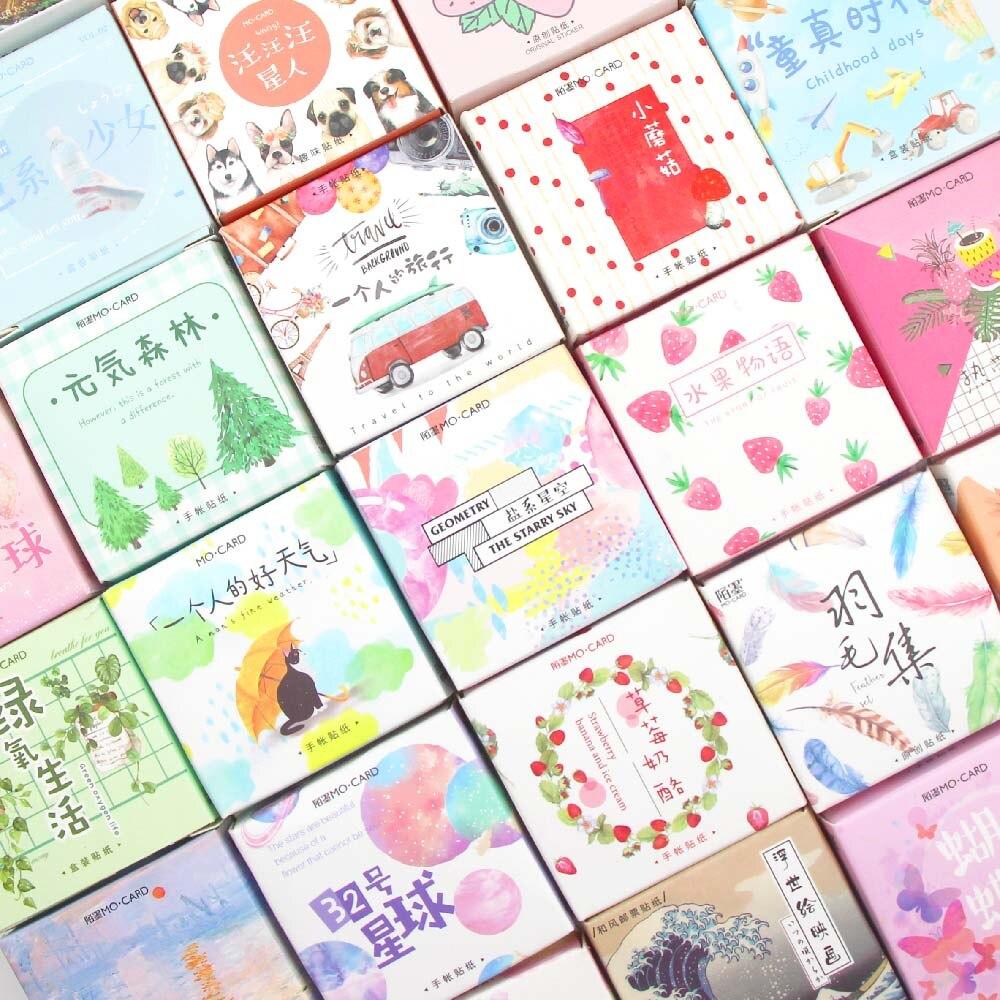 Colorful Dots Label Stickers Diary Planner Scrapbook Albums Photo Decor 504PCS