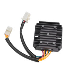 Rectifier Voltage Regulator Charger for Honda CH125 CH150 6wires charger CB250N 1978-83,CB400N 78-85,CB450N 1985 FT500 82-