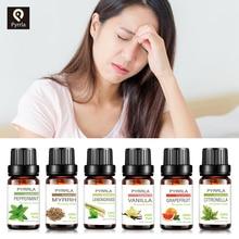 Pyrrla 10ML Pure Essential Oils Eliminate sleepiness Humidif