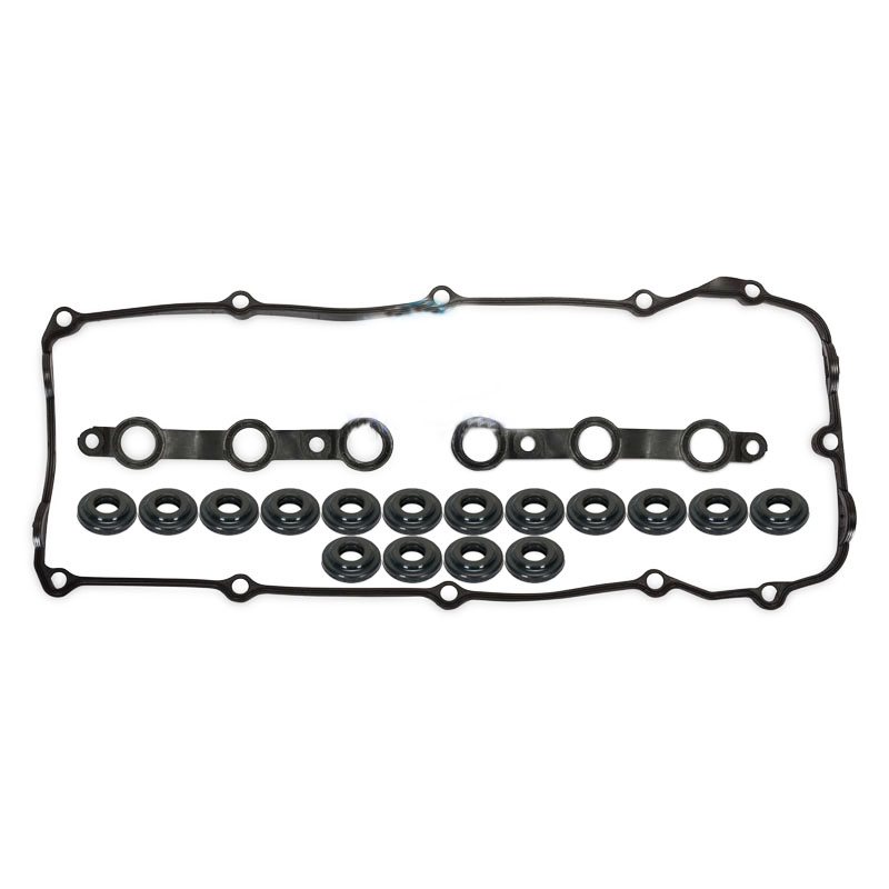 Set Engine Valve Cover Flange Gasket O-Ring 11120032224 NEW FOR BMW 428i xDrive 328i xDrive 528i xDrive 535i X1 X3 2011 2012 2013 2014