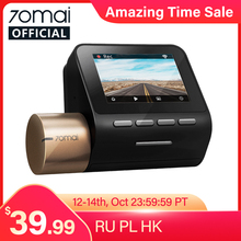 70mai Dash Modules Cam-Recorder Parking-Monitor Speed-Coordinates 1080P Car-Dvr New 24H