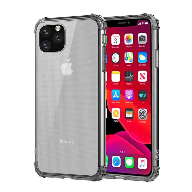 Heavy Duty Clear Case for iPhone 11/11 Pro/11 Pro Max 15