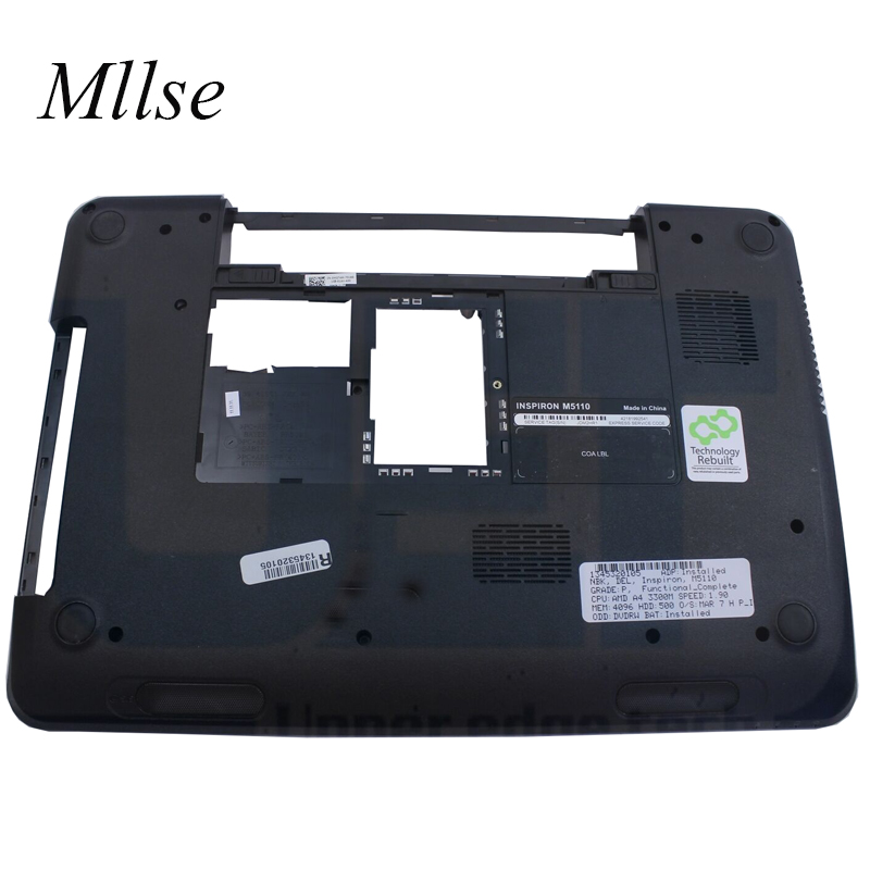 NEW laptop Bottom <font><b>case</b></font> Base Cover for <font><b>DELL</b></font> Inspiron 15R <font><b>N5110</b></font> M5110 Replacement 39D-00ZD-A00 005T5 0005T5 4PVH5 04PVH5 image
