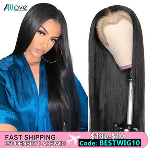 613 Blonde Short Bob Human Hair Wigs Brazilian Straight 99J Bob Lace Wigs Pre Plucked For Black Women AliPearl Hair Lace Wigs(China)
