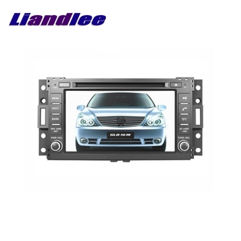 Liandlee For BUICK GL8 2000~2017 LiisLee Car Multimedia TV DVD GPS Audio Hi-Fi Radio Original Style Navigation