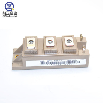 цена QZ industrial new and high quality stock 100A 1200V N-Channel IGBT power Module 2MBI100VA-120-50 онлайн в 2017 году