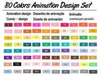 80 Animation set
