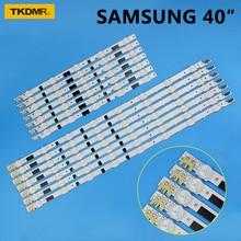 LED Backlight strip 13 lamp For SamSung 40TV D2GE-400SCA-R3 UA40F5500 2013SVS40F UE40F6400 D2GE-400SCB-R3 UE40F5000 UE40F5700