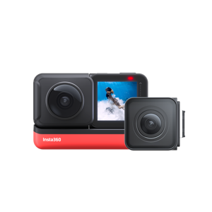 Image 4 - Insta360 ONE R 360 Action Camera,with Flowstate Stabilization,5.7K Video Real Time WiFi Transfer Action Camera Insta360 ONE X