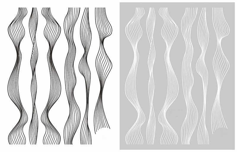 Nail Art Stiker Laser Logam Emas Garis Garis Pita Perekat Transfer Foil Decals Diy Tips Manikur Dekorasi Dropship