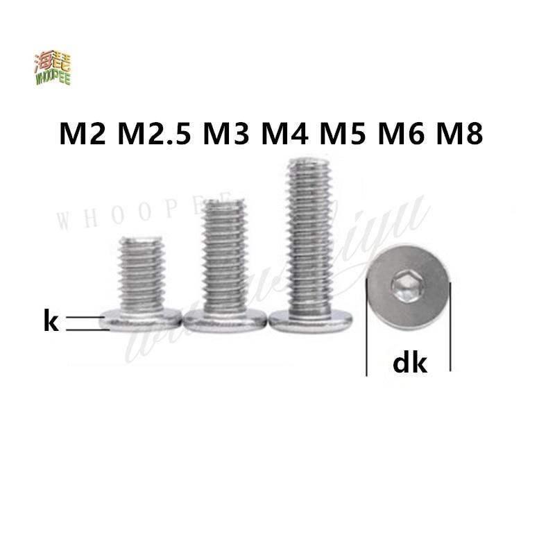 Size: M4-25mm Screw 50pcs M2 M2.6 M3 M3.5 M4 Self Tapping Screw Model Screws Black Carbon Steel Hex Socket Cap Head Sliding Door Speaker Screw - 50pcs