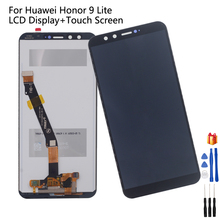 Original For Huawei Honor 9 lite LCD Display Touch Screen Digitizer For Honor 9 lite LLD AL00 AL10 TL10 L31 LCD Repair Parts
