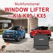 Original car power window close/open system all for KIA KX3 KX5 windows roll up automatically цена
