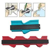 5 inch 12cm Plastic Gauge Contour c Duplicator Standard Wood Marking Tool Tiling Laminate Tiles General Tools