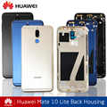 Huawei Mate 10 Lite Battery Cover Back Housing For Huawei Nova 2i Rear Door Case For Mate 10 Lite Battery Cover+Camera lens