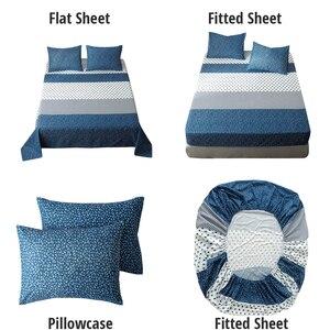 Svetaku conjunto de cama de parure, conjunto de lençol, cobertura de cama e lençol