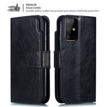 Flip Magnetic Premium Leather Wallet Case for IPhone 11 12 Mini Pro Xs Max Xr X 8 7 6s 6 Plus Phone Cover for IPhone SE 2020
