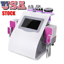 6 in 1 Radio Frequency RF Vacuum Slimming Cellulite Ultrasonic Facial Slimming Beauty Machine(China)