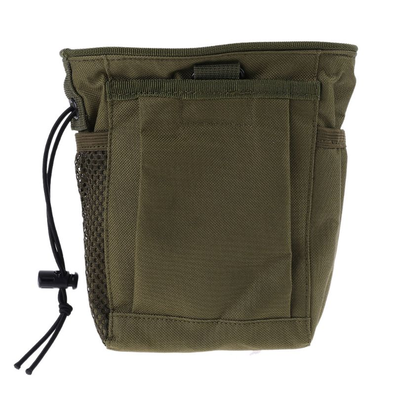 Metal Detector Pouch Bag Digger Supply Waist Detecting Luck Finds Recovery Bag 4XFD