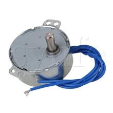 TYC-50 100-127V AC Synchronous Motor 8-10 RPM CW/CCW 4W Torque