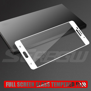 Image 3 - 9D tam kapak koruyucu cam üzerinde Samsung Galaxy A3 A5 A7 J3 J5 J7 2016 2017 S7 temperli ekran koruyucu cam filmi