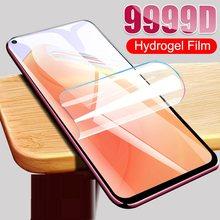 9d para vivo y83 pro y70s y51 y50 hydrogel filme protetor de tela capa completa película protetora