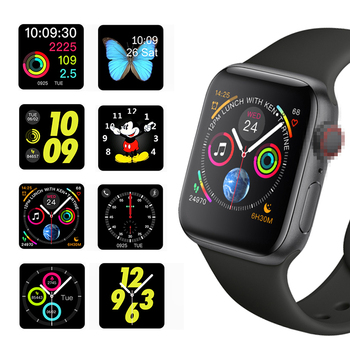 Smart Watch Blood Heart Rate Fitness Tracker Watches Pressure Monitor Waterproof Sport Smartwatch For Android IOS недорого